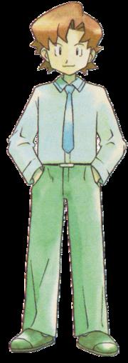 Léo, l'informaticien pokémaniac Gold_Silver_Bill