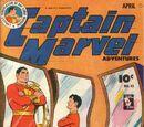 Captain Marvel Adventures Vol 1 45