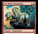 Fire-Belly Changeling
