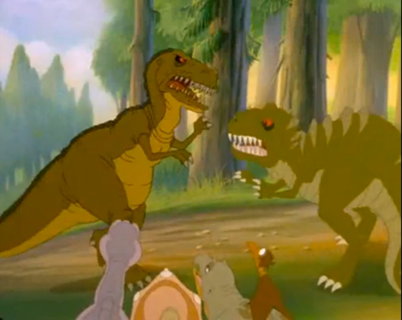 By Photo Congress || Land Before Time Chomper's Dad