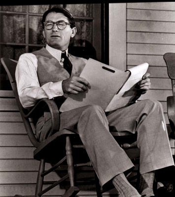 atticus finch character sketch essay