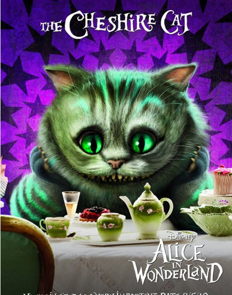 Alice In Wonderland Cheshire Cat Tattoo: Alice In Wonderland Wiki