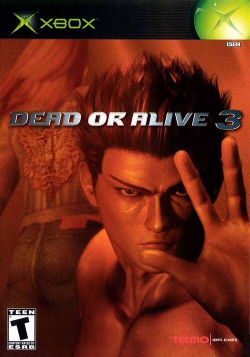 The Dead Or Alive Wiki