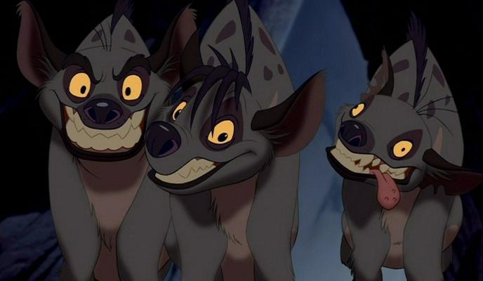 La Historia de Kovu  (Fan-Fiction) - Página 2 Hyenas