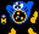 Mega Man 2 sprites