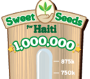 Sweet Seeds for Haiti Event