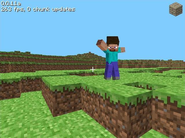 Minecraft Indev