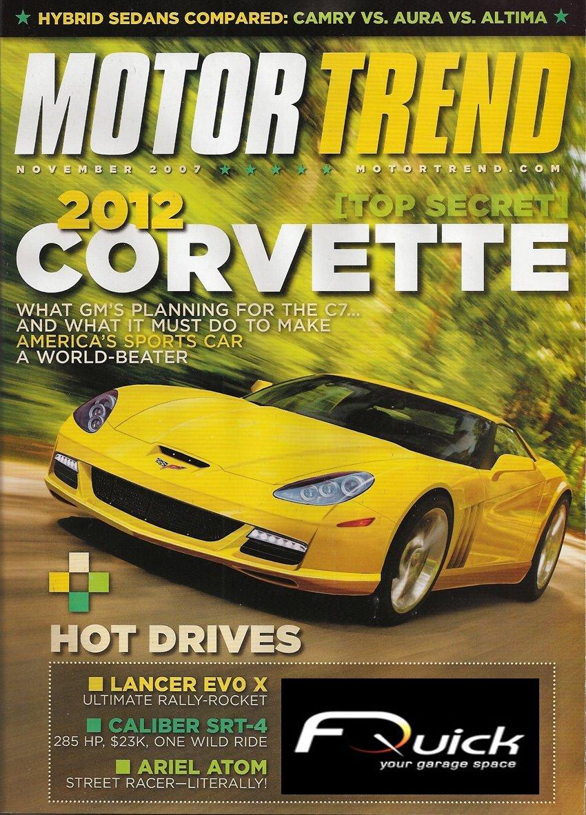 Motor Trend Magazine Motor Trend Logo Motor Trend