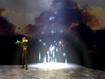 FFVIII Absorbed Into Time