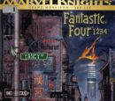 Fantastic Four: 1 2 3 4 Vol 1 1