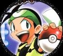 Personajes del manga Pokémon Battle Frontier