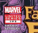 Fantastic Four: Foes Vol 1 1
