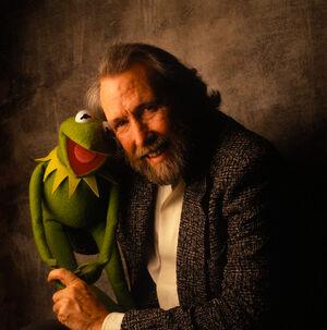 Jim and kermit