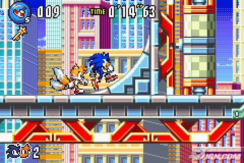 sonic advance 3 how to go supersonic