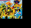 Ani-Men (Earth-616)/Gallery