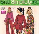 Simplicity 8450 A