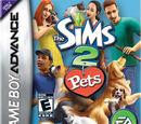The Sims 2 Zwierzaki (GBA)