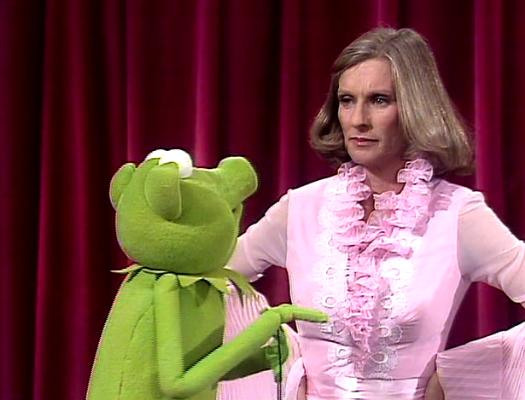 Cloris Leachman muppets
