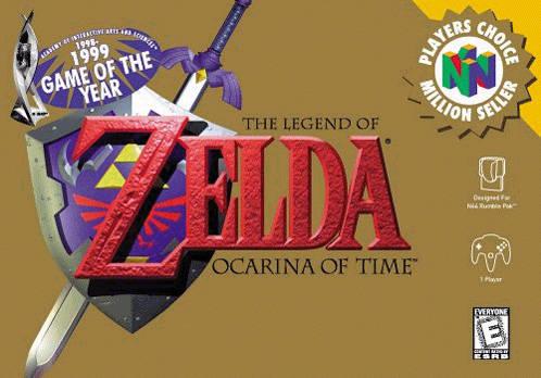 Zelda 64