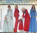 McCall's 5317 A