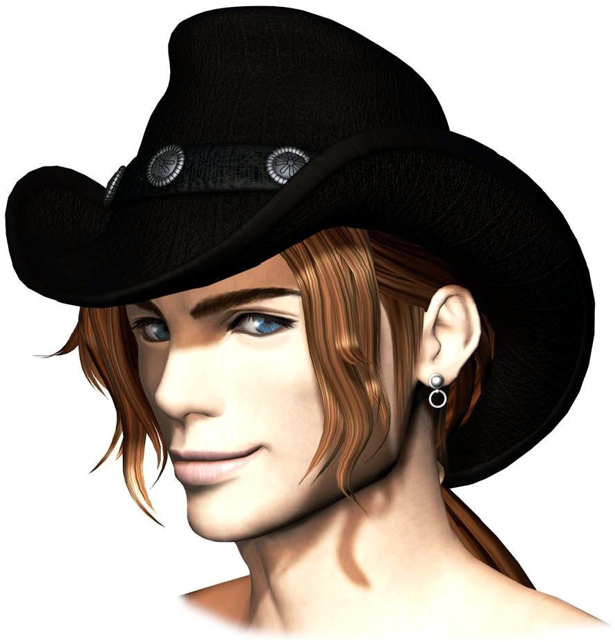 Irvine Kinneas The Final Fantasy Wiki 10 Years Of