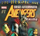 Avengers Prime Vol 1 1