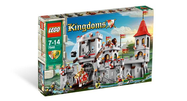 7946_King's_Castle on Castle Portcullis