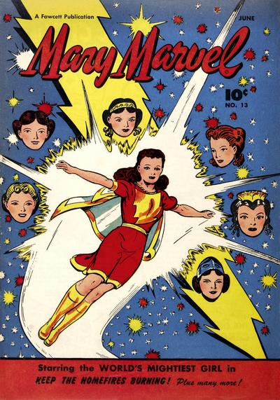 WOW ! Incredibles Adventures ! [Fiche RP : Mary Marvel] Mary_Marvel_Vol_1_13