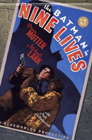 Cover for Batman: Nine Lives #1 (2002)