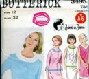 Butterick 3495 A