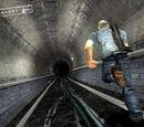 Metro subterráneo de Carcer City