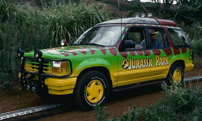 Tour Vehicles - Park Pedia - Jurassic Park, Dinosaurs ...