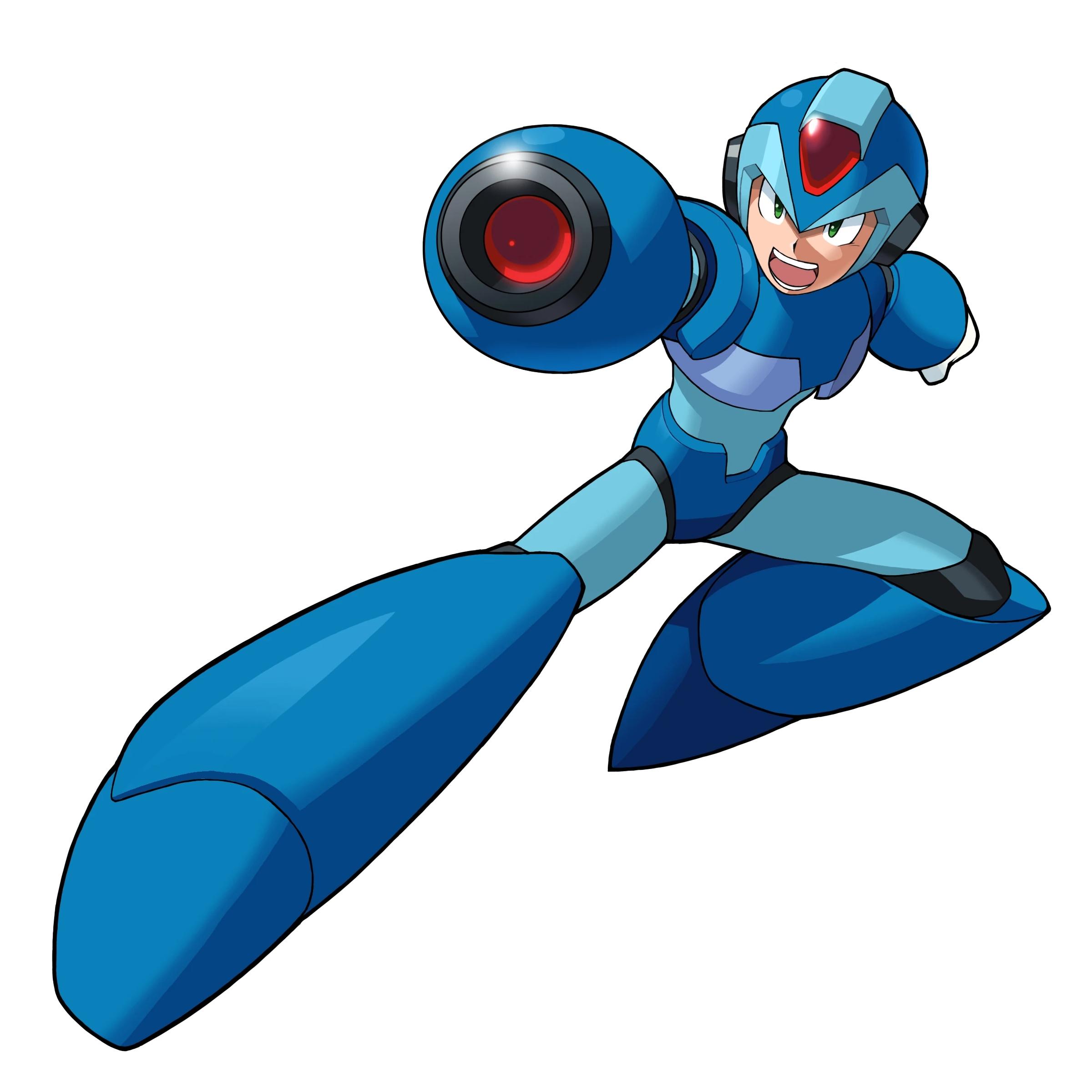 En marcha la película de 'Mega Man' MegamanMHX