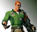 Bionic Commando Rearmed 2 Character Images