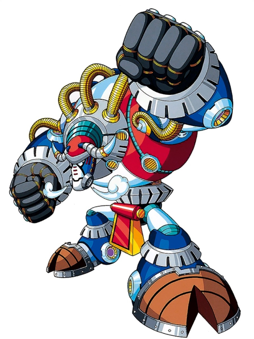 Blizzard buffalo mmkb the mega man knowledge base - Megaman wikia ...