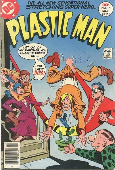 Plastic Man Vol 2 17 Dc Comics Database
