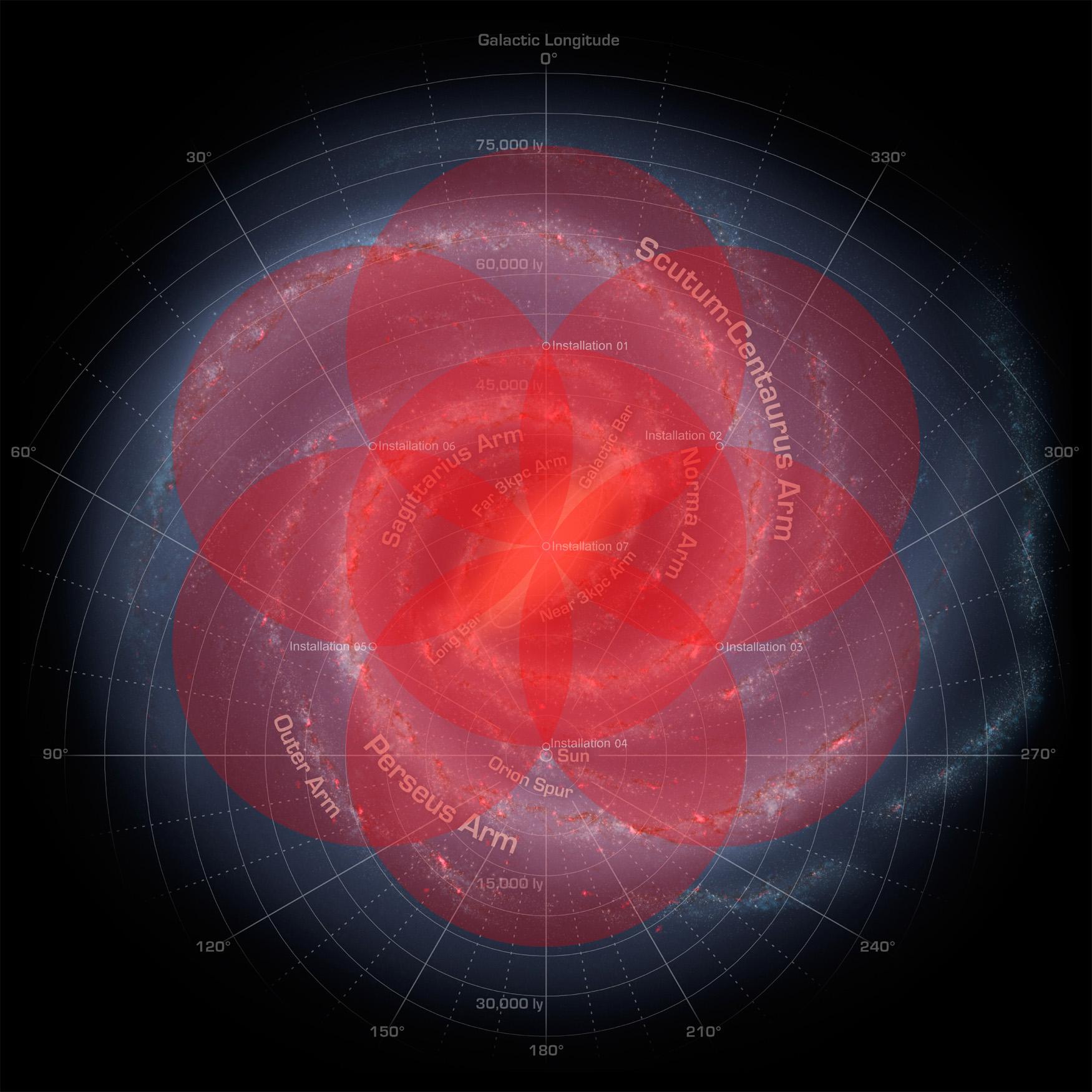 Milky Way Galaxy Halo Nation The Halo Encyclopedia