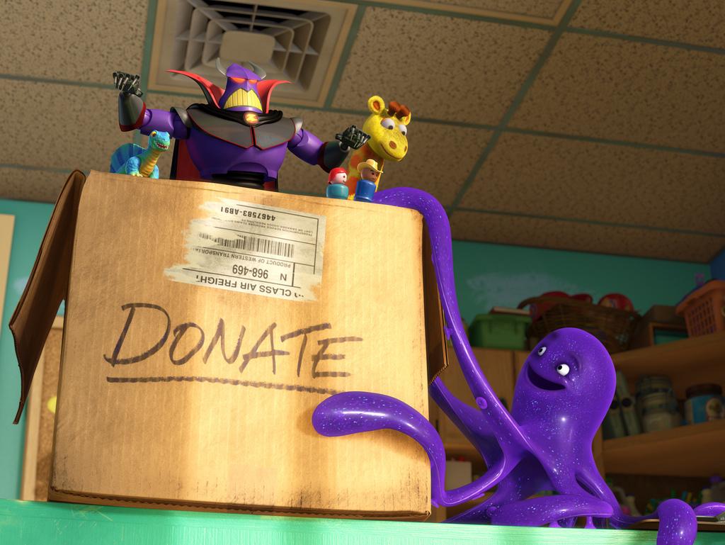 Toy Story 3 Sunnyside : Image zurg sunnyside g pixar wiki disney