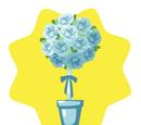 Blue Rose Decor