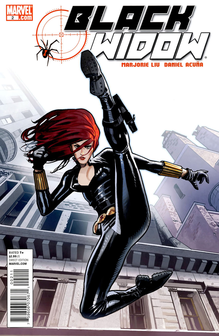 black widow vol 4 2 marvel comics database. Black Bedroom Furniture Sets. Home Design Ideas