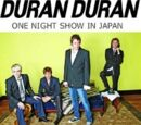 One Night Show In Japan