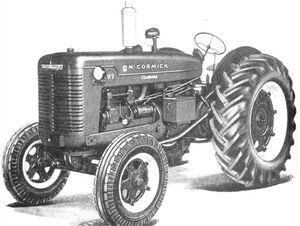 McCormick-Deering W-9 1941