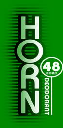 Horn Deodorant