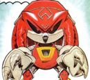 Knuckles Metallix