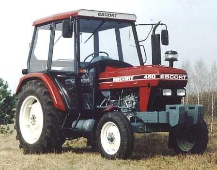 escort 47 tractor