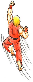 Shoryuken-based Attacks