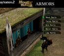 MH1: Armors