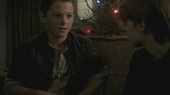 Young Dean and Sam celebrating Christmas