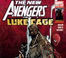 New Avengers: Luke Cage Vol 1 1