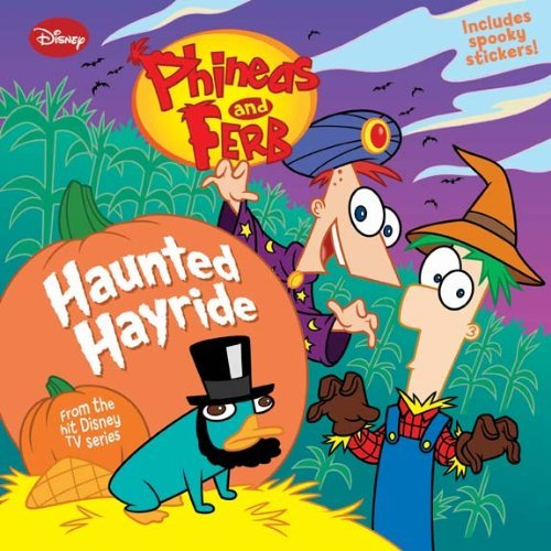 Haunted Hayride Phineas And Ferb Wiki Your Guide To
